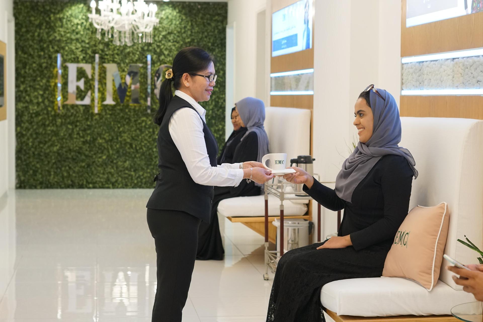 جائزة حمدان لأفضل قسم طبي في القطاع الحكومي بدولة الإمارات العربية المتحدة